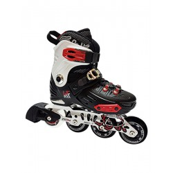 PATINES KRF FREESKATE FIRST NEGRO-ROJO