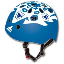 Casco Twist JR Helmet Blanco/azul