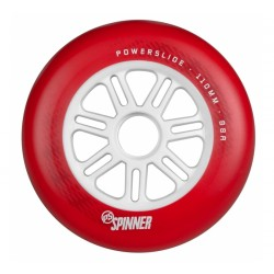 RUEDA POWERSLIDE SPINNER 110MM 88A ROJO
