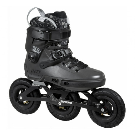 POWERSLIDE OFF ROAD SKATES TRINITY Next Renegade 125