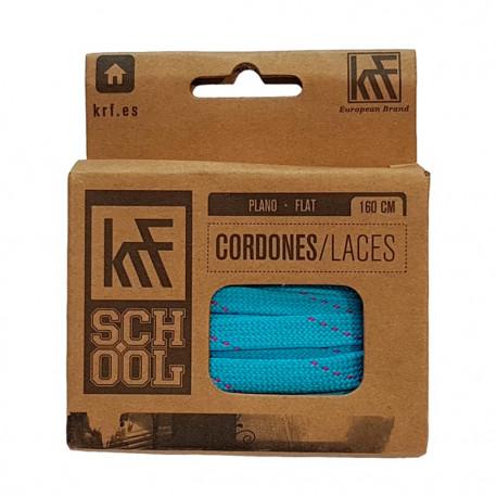 Cordones KRF Azul 230cm