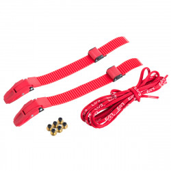 SET USD DE BUCKLE, CORDONES Y TORNILLOS