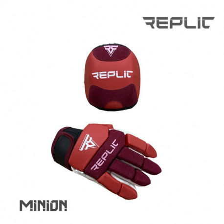 Pack Replic Minion Rojo