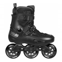 POWERSLIDE URBAN SKATES Zoom Pro Black 100