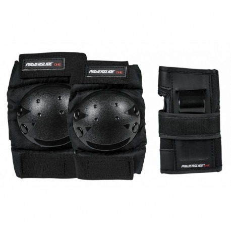 POWERSLIDE PROTECTION PS One Basic Kids Tri-Pack