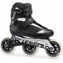 PATINES Rollerblade  ENDURACE 110 Color Negro/blanco