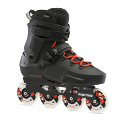 PATINES TWISTER EDGE Color Black/warm Red