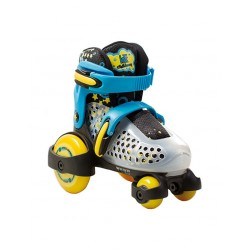 PATIN AJUSTABLE BABY QUAD AZUL
